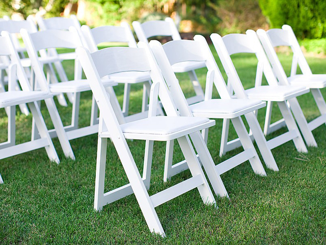 Chairs</br>Starting at $1.50 each