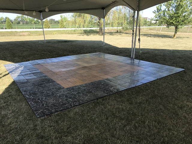 Dance Floors/Tent Flooring